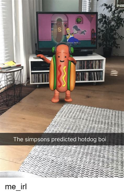 Snapchat S Breakdancing Hot Dog Filter Has Taken Over The Internet Barnorama