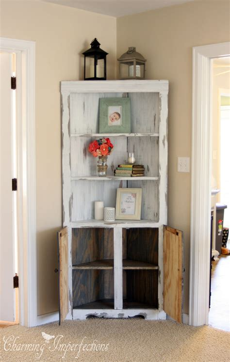 How To Decorate Cupboard by Every Home Has One That Small Corner That S Impossible To