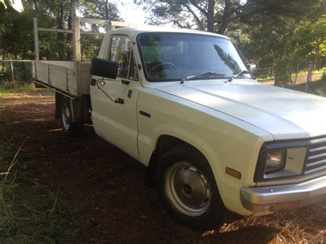 all car manuals free 1987 ford courier security system 1983 ford courier for sale or swap nsw far north coast 2780840