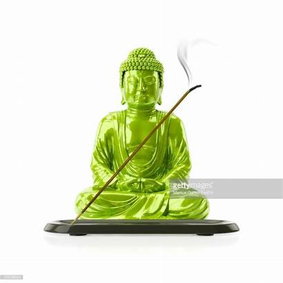 Buddha Incense Sticks Close Stick Gettyimages