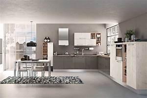 Cucine moderne componibili creo kyra acquistabile in for Cucine creo colori