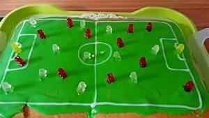 Fußball Torte Rezept : fu ballkuchen einfach und schnell rezept mit bild ~ Lizthompson.info Haus und Dekorationen