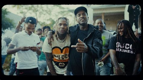 lil durk   shoot official  video hourhiphop