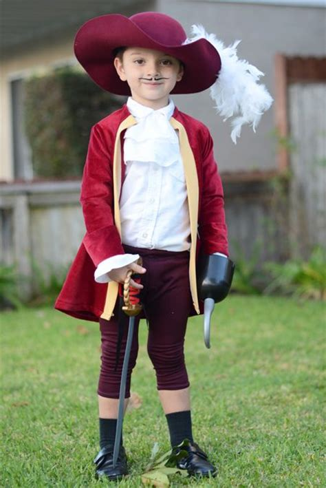 captain hook costume ideas  pinterest captain