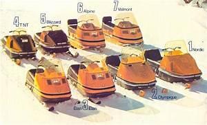 Vintage Ski Doo Pictures