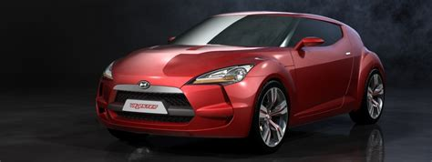 Veloster Sporty Coupe Concept