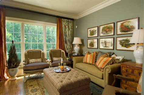 southern living showcase home traditional living