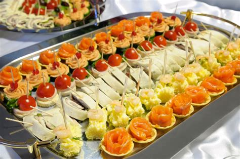 canapes finger food wedding canapes and canape gallery bigday catering