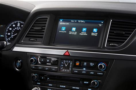 Hyundai Bluelink by Hyundai Blue Link Generation 2 Features Detailed