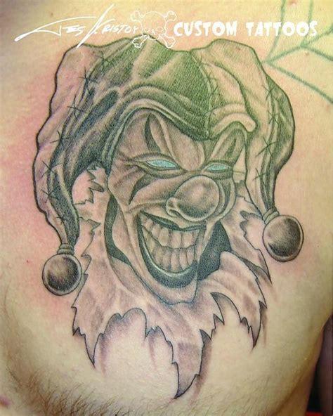 Klauna tetovējums - Spoki