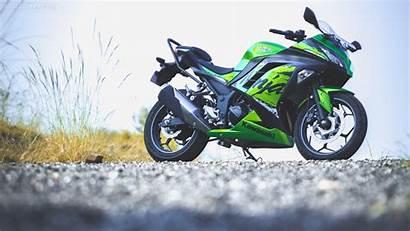 Wallpapers Ninja Kawasaki 300 Abs Motorcycle Pulsar