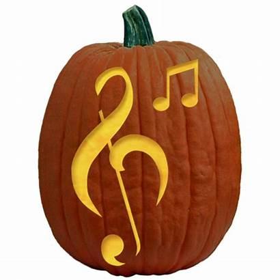 Pumpkin Carving Patterns Templates Template Halloween Stencil