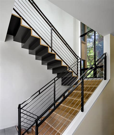 staircase railings designs contemporary stair railing design mcnary building
