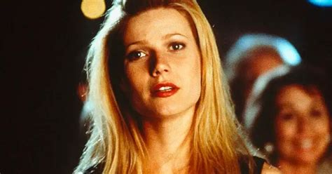 A Look At Gwyneth Paltrow's Forgotten Number One Hit ...