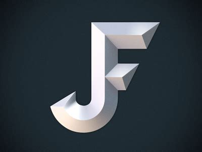 jf monogram  joao faraco  dribbble