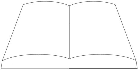 Book Template In by Open Book Template Cakecentral