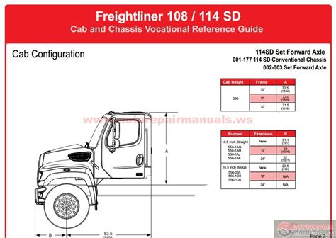 Freightliner Wiring Manual by Freightliner Builder Manuals Guides Auto Repair