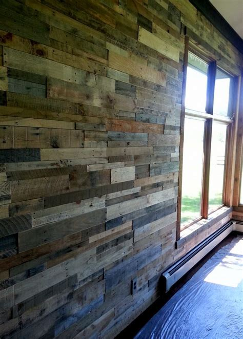 recycled wood pallets  looked  good