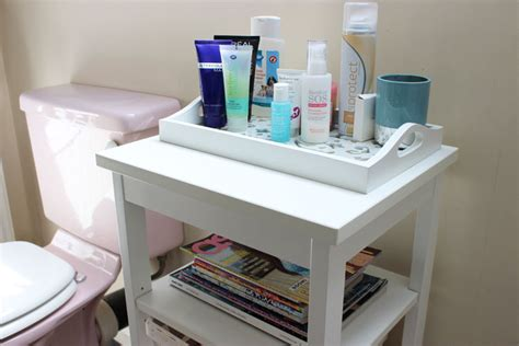 Bathroom Tray Ikea by My Home More Homier Interiors Updates