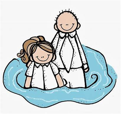 Lds Clipart Baptism Melonheadz Clip Puzzles Discover