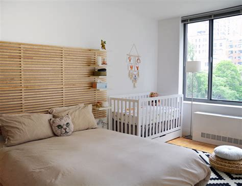 How To Fit A Nursery In A 1-bedroom Apartment
