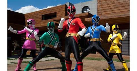 Power Rangers Samurai TV Review