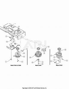 Circuit Electric For Guide  2007 Cub Cadet Lt1050 Wiring