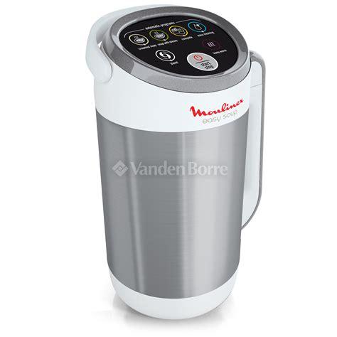 magasin ustensile de cuisine moulinex easy soup maker lm8411 chez vanden borre comparez et achetez facilement