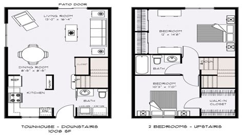small floor plans small townhouse floor plans townhouse floor plans and