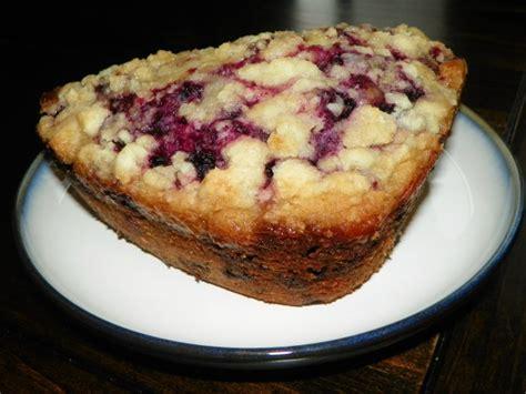 lemon blueberry buckle recipe foodcom