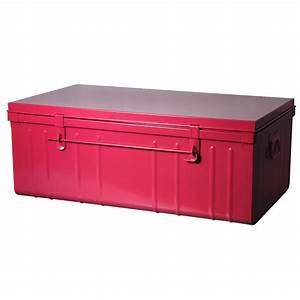 Malle En Bois Ikea : best malle de rangement mtal xcm iron with coffre malle ikea ~ Teatrodelosmanantiales.com Idées de Décoration