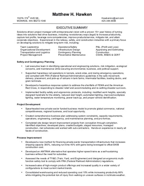 safety director resume resume ideas