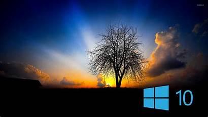 Windows Widescreen Wallpapers Computer Twilight