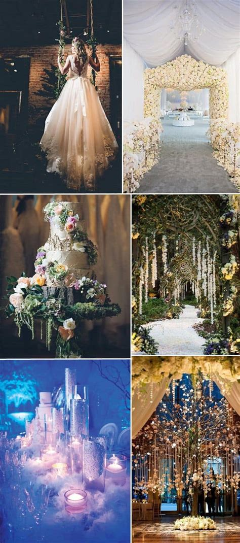 fairytale wedding themes   cute wedding ideas