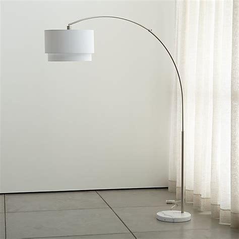 Meryl Arc Floor Lamp   Crate and Barrel