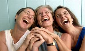 women laughing - Real Food For Life