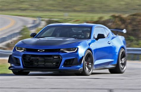 2020 The All Chevy Camaro by 2020 Chevrolet Camaro Changes Price And Colors New