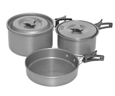 trakker armo three piece cookware set 163 29 99