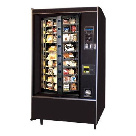 cuisine maghr饕ine national 431 shoppertron cold food vending machine