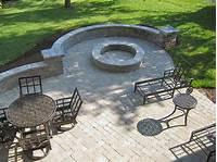 good looking paver stone patio design ideas paving stones outdoor patio garden ideas | 622 ...