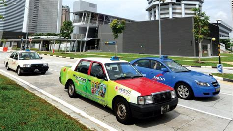 Taxi Fares In Singapore 20th Cheapest In The World