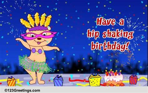 25,000+ vectors, stock photos & psd files. Hip Shaking Birthday! Free Funny Birthday Wishes eCards, Greeting Cards   123 Greetings