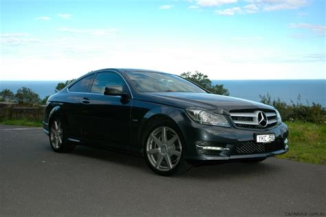 Review Mercedes C Class Coupe by Mercedes C Class Coupe Review Caradvice
