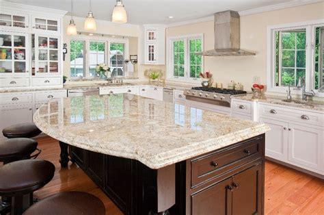 Antique White Stain Kitchen Cabinets by Willingham Kitchen