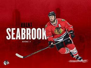 Brent Seabrook. #7 #Blackhawks | Infographs and Photoshops ...
