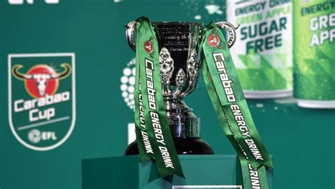 Carabao Cup Second Round Draw: Newcastle Draw Leicester in ...