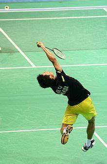 Olympische Sommerspiele 2008/Badminton (Herreneinzel ...