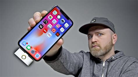 lovely iphone home button the iphone x home button is this real life youtube Lovel
