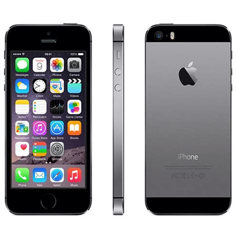Iphone 5s Gold 16gb 2918 by Apple Iphone 5s 16gb 32gb 64gb Gold Silver Space Grey