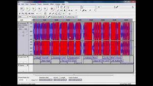 Audacity Manual Click Removal